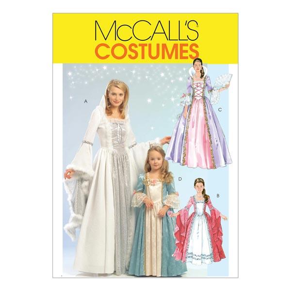Königstochter-Kostüm von McCall'S
