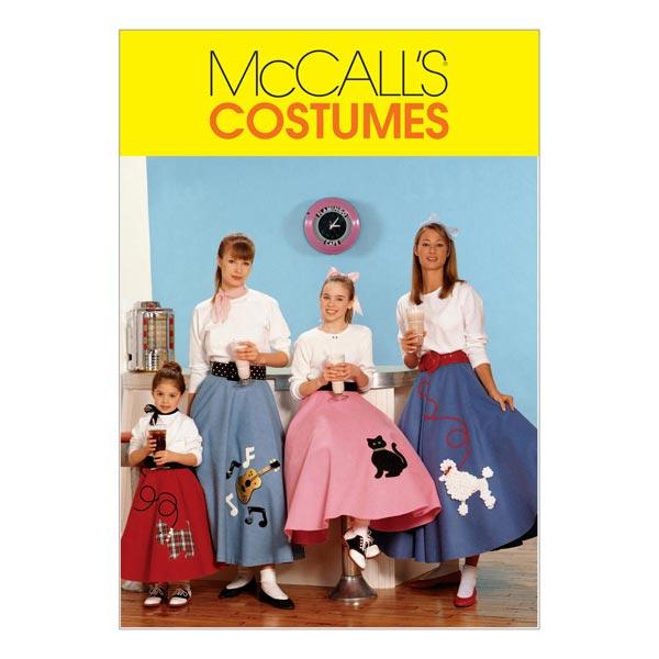 Schnittmuster für Petticoat von McCall'S