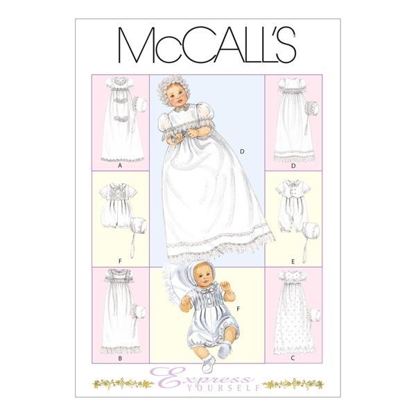 Taufkleid von McCall'S
