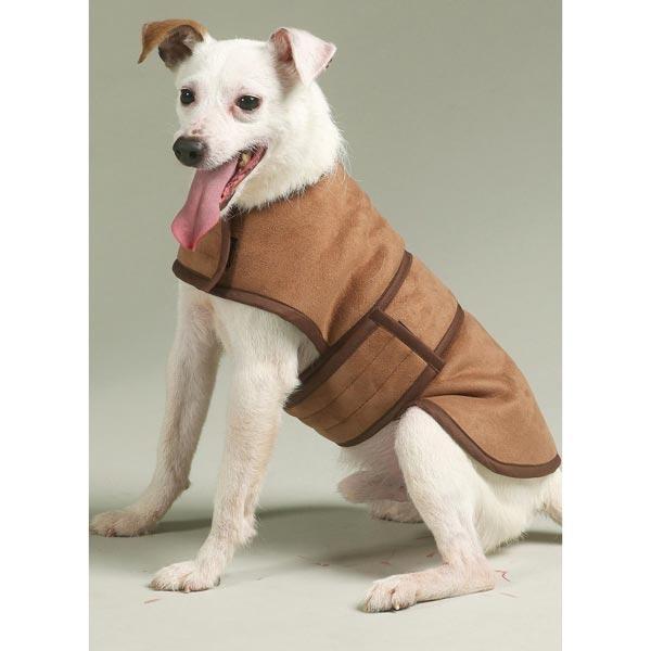 accessoires pour chiens mccalls 6455 patrons de couture accessoires. Black Bedroom Furniture Sets. Home Design Ideas