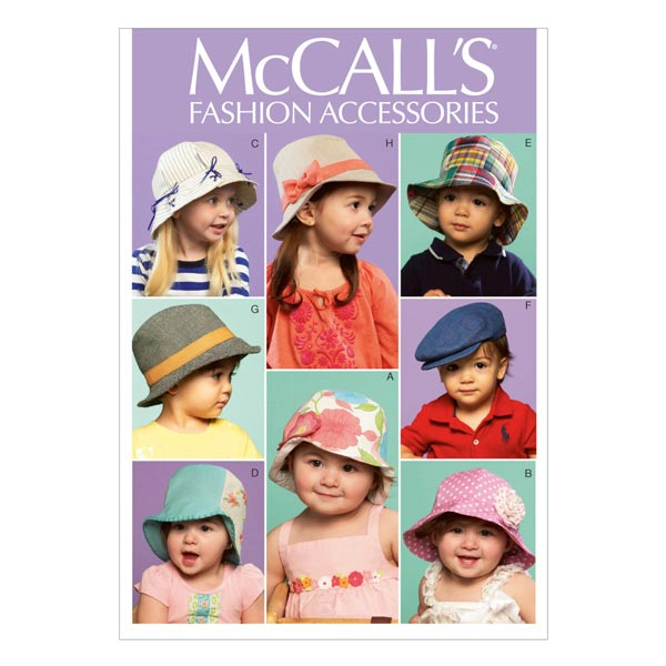 Hutschnittmuster von McCall'S