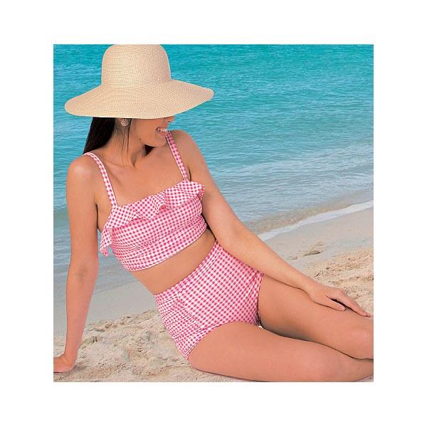 Costume da bagno mccalls 7168 32 48 cartamodelli moda mare - Cartamodello costume da bagno ...