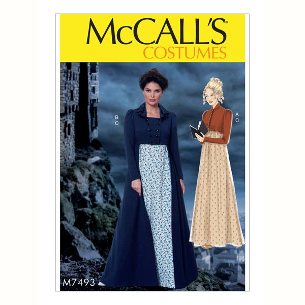 Mantel/Kleid/Jacke, McCalls 7493 | 32 - 40