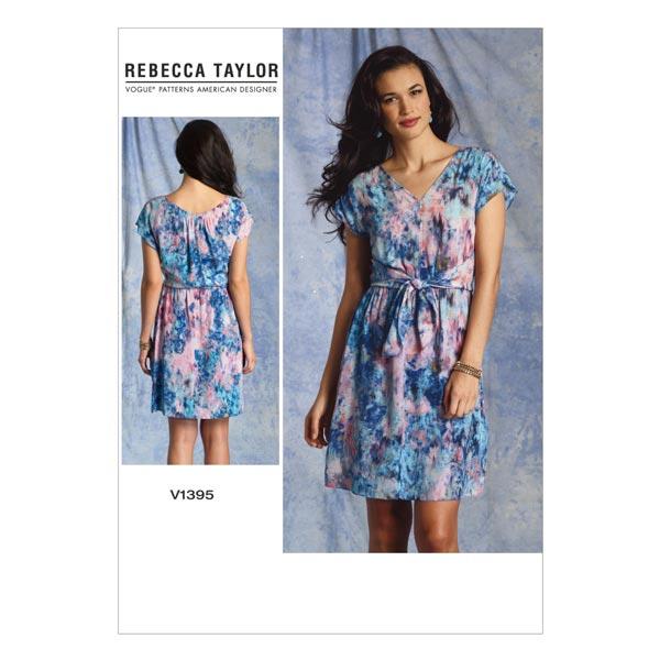 Kleid by Rebecca Tylor, Vogue 1395 | 34 - 42