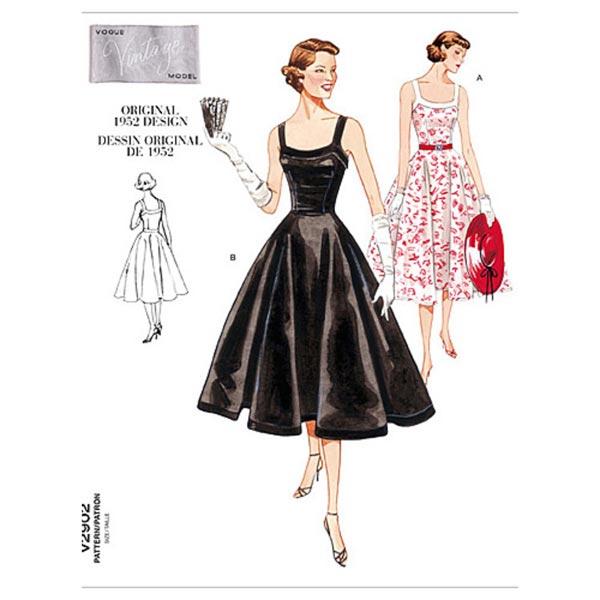 a2be4bf9518a Šaty - Vintage 1952