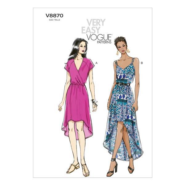 Kleider, Vogue 8870 | 42 - 50
