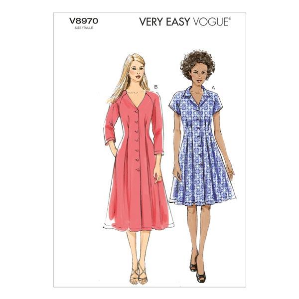 Kleider, Vogue 8970 | 34 - 42