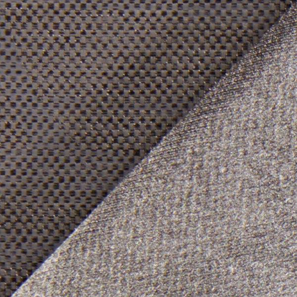 tissu de rideau thermique caract re gris fonc tissus pour rideaux. Black Bedroom Furniture Sets. Home Design Ideas