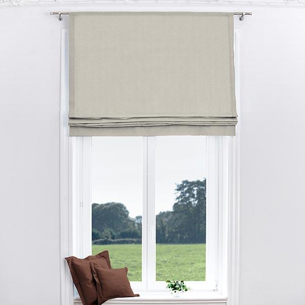 tissu de rideau thermique double gris chantillon autres tissus de d coration uni. Black Bedroom Furniture Sets. Home Design Ideas