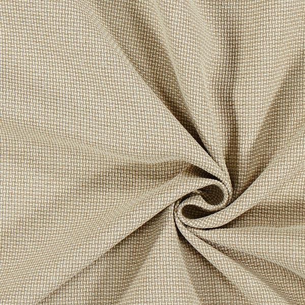 Tela de cortina t rmica double beige oscuro m s telas - Tela termica para cortinas ...