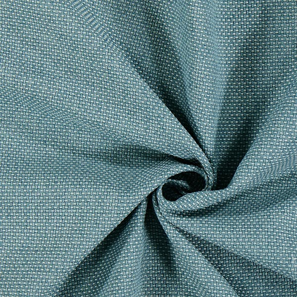 Tissu de rideau thermique double bleu turquoise tissus - Tissus pour double rideaux ...