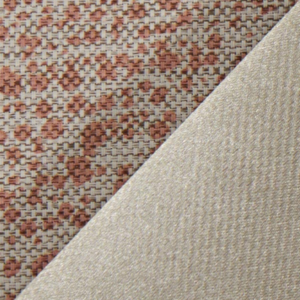 Tela de cortina t rmica flair beige oscuro telas de - Tela termica para cortinas ...