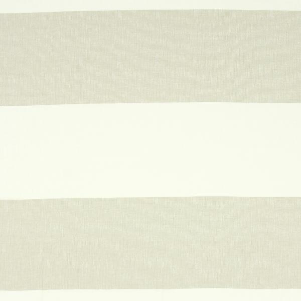 Tessuto per tende Strisce oblique ? beige - Tessuti arredo a righe ...