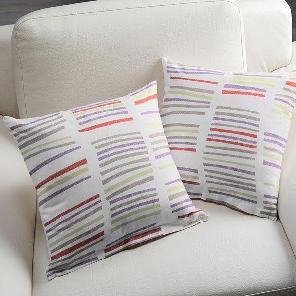 sch ner wohnen jacquardstoff beam weiss sch ner. Black Bedroom Furniture Sets. Home Design Ideas