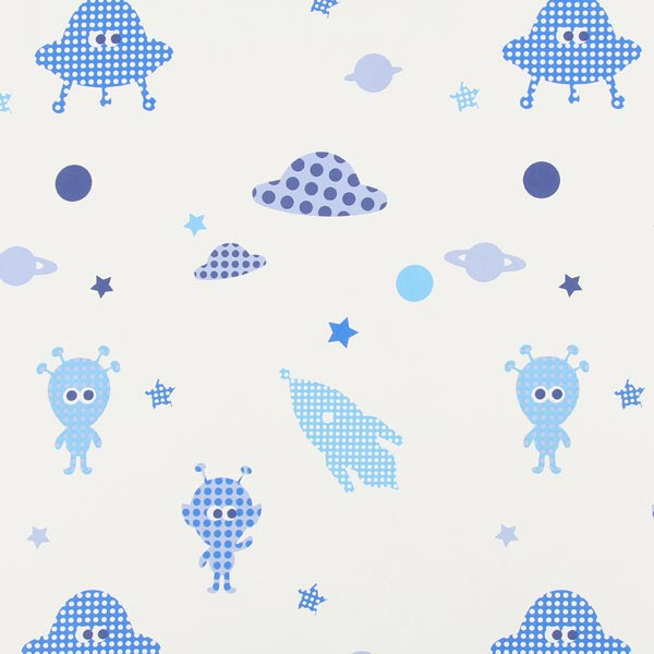 Esprit cotton outer space 2 esprit homefavorable for Outer space fabric uk