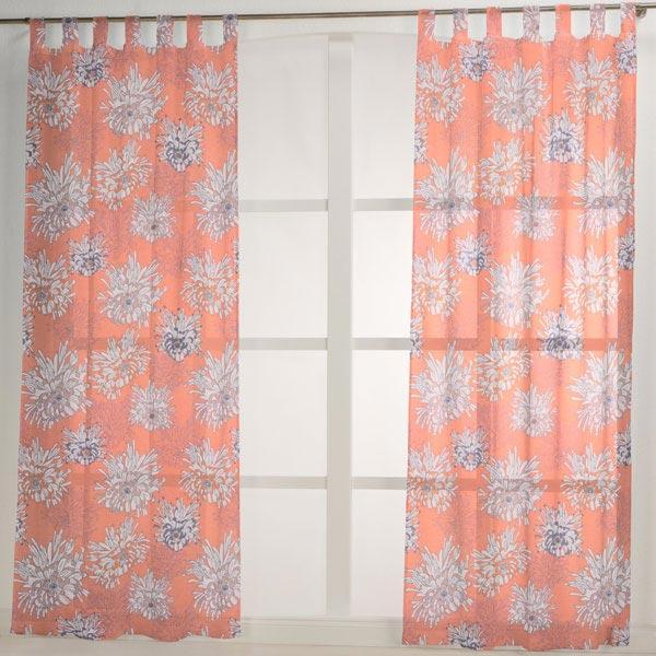 joop fiori 4 tissus pour rideaux au m tre. Black Bedroom Furniture Sets. Home Design Ideas
