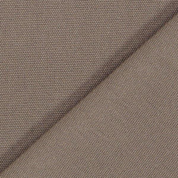 Tessuto arredo da esterni acrisol liso marrone medio for Arredo da esterni