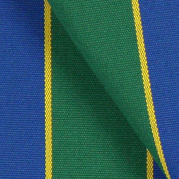 Tela decorativa para exteriores acrisol listado verde azul telas outdoor - Telas para exterior ...