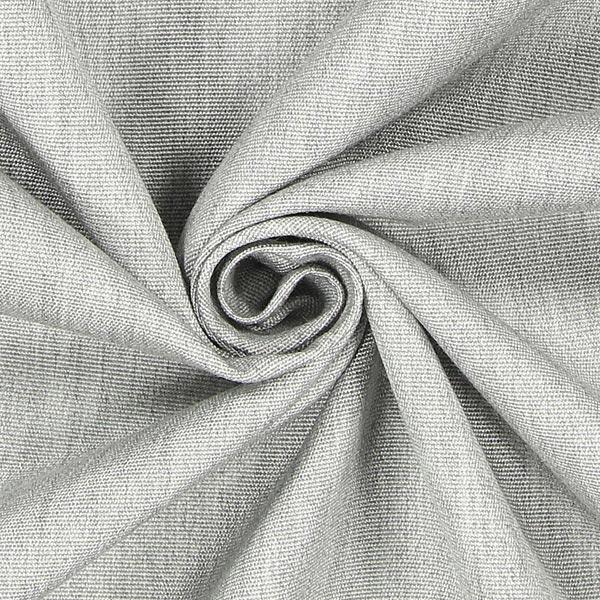 Tessuto arredo da esterni agora liso melange grigio for Arredo da esterni
