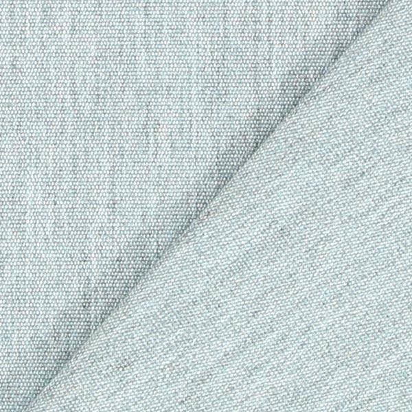 Tessuto arredo da esterni agora liso melange blu for Arredo da esterni