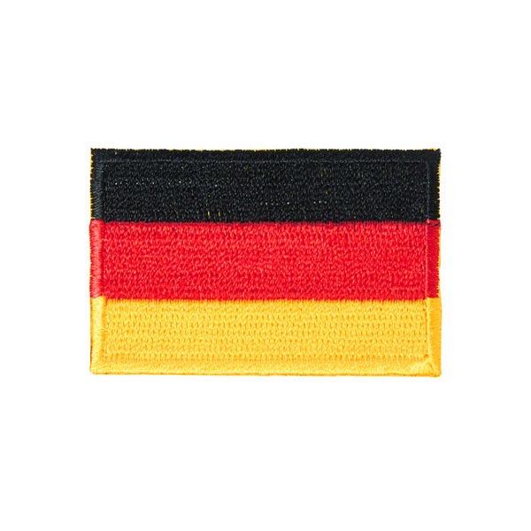 Applikation – Flagge | Kleiber
