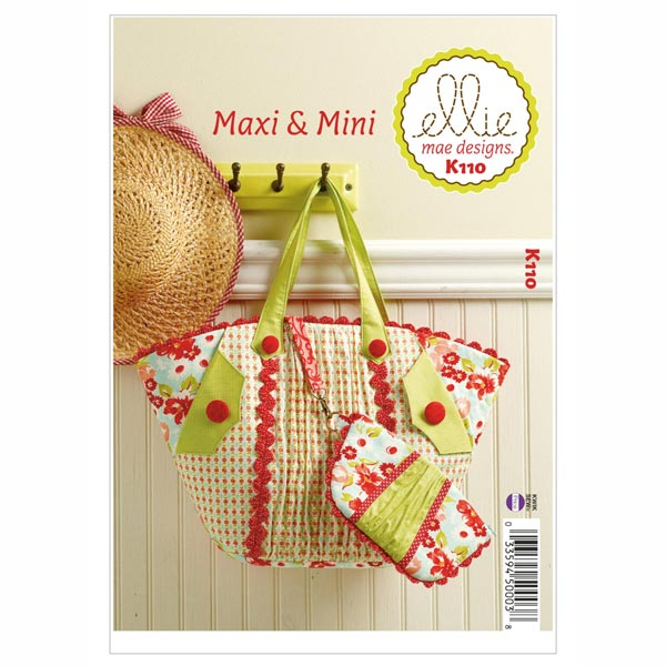 Taschen Maxi & Mini, KwikSew 0110
