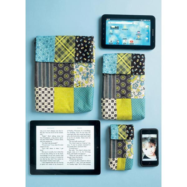 tui tablette et t l phone portable kwiksew patrons de couture accessoires. Black Bedroom Furniture Sets. Home Design Ideas