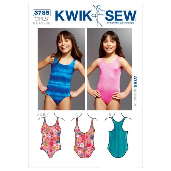 Baño Handicap Medidas:Traje de baño infantil, KwikSew 3785 – KwikSew – Kinder – Kleinkinder