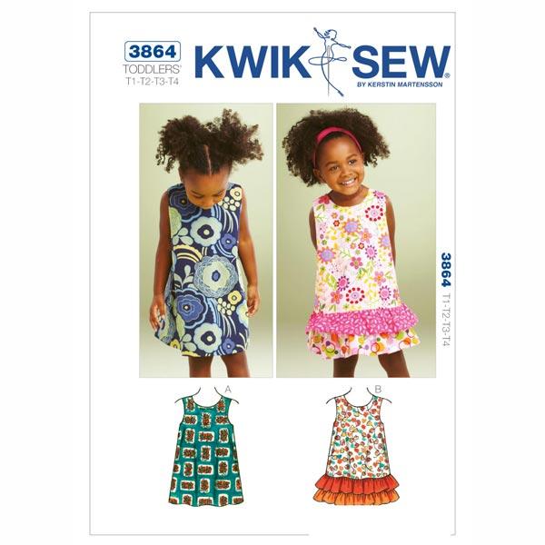 Kinderkleidchen von Kwik Sew