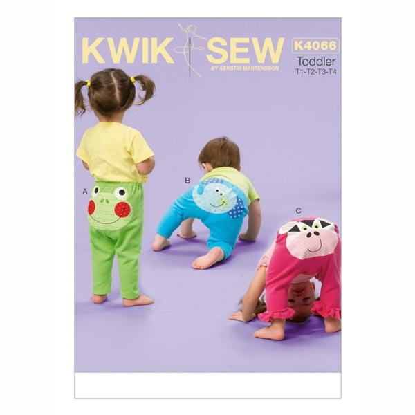 Leggings für Kleinkinder von Kwik Sew