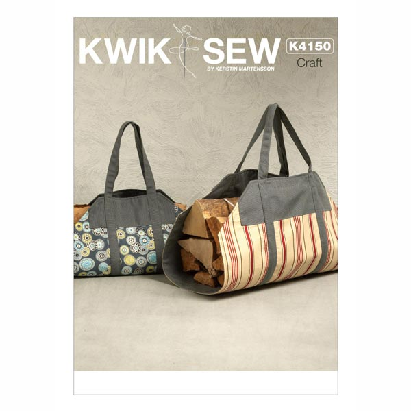 d762245ec7 Tasche, KwikSew 4150 - Schnittmuster Accessoires- stoffe.de