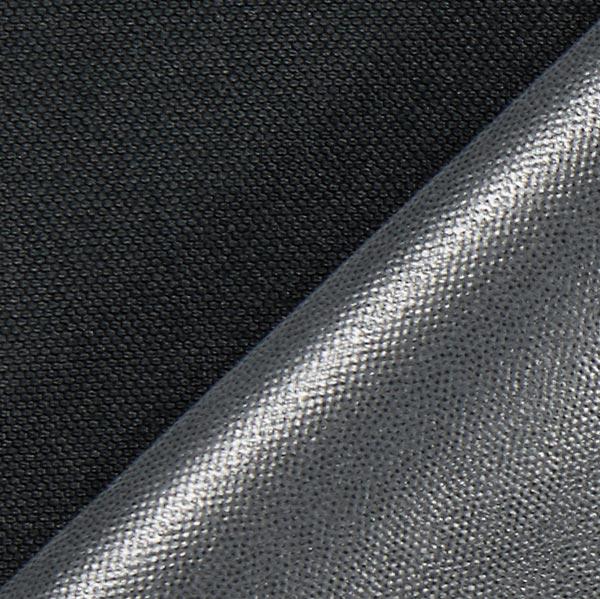 Tissu de d coration ext rieur imperm able noir tissus imperm ables - Tissus exterieur impermeable ...