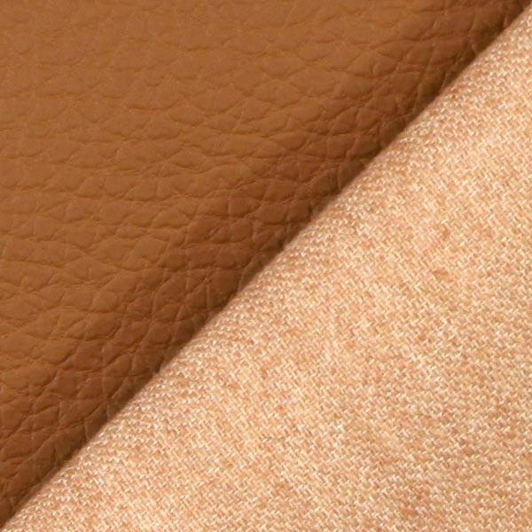 imitation cuir congo marron clair tissus de rev tement. Black Bedroom Furniture Sets. Home Design Ideas