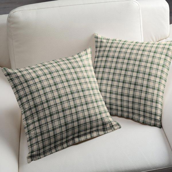 checks monterrey 2 gr n extrabreite raumhohe dekostoffe. Black Bedroom Furniture Sets. Home Design Ideas