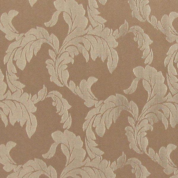 Möbelstoff Sofia Ornament – hellbraun – Muster