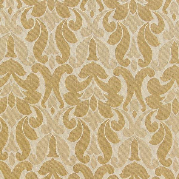 Möbelstoff Victoria Ornament – altgold – Muster