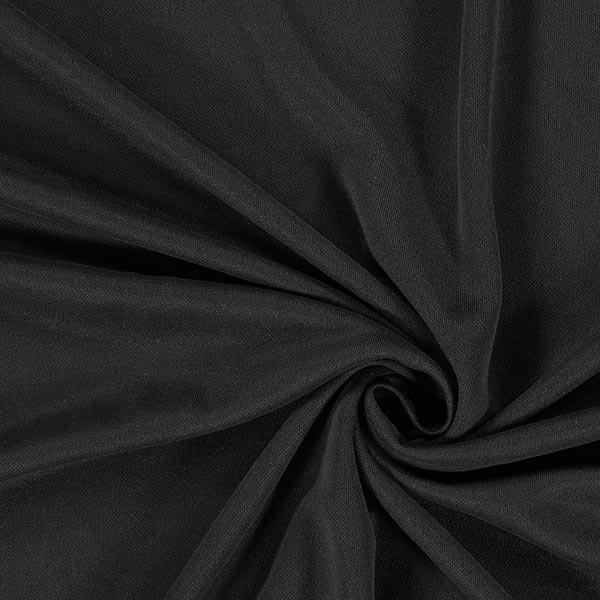 jersey stoff modal schwarz kleider tunikenstoffe. Black Bedroom Furniture Sets. Home Design Ideas