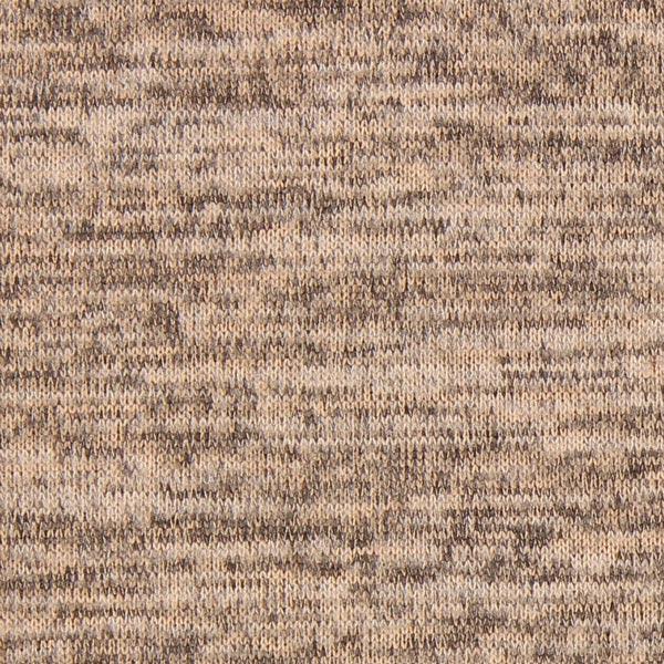 Strick Melange - beige
