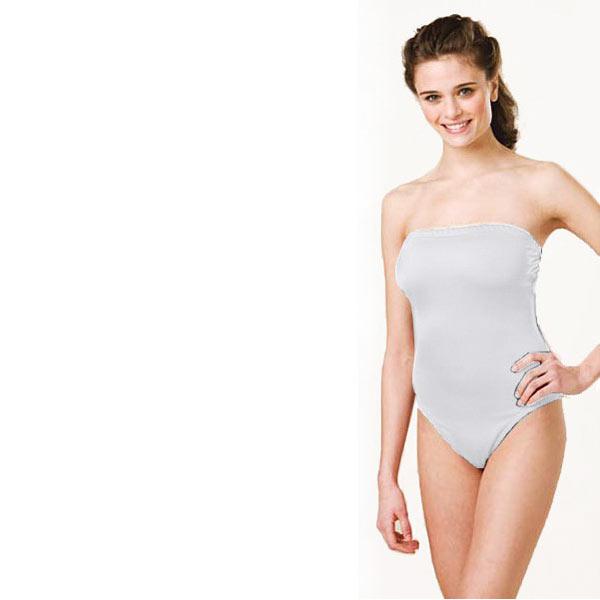 Tissu maillot de bain 8 blanc football tissus - Tissu maillot de bain ...