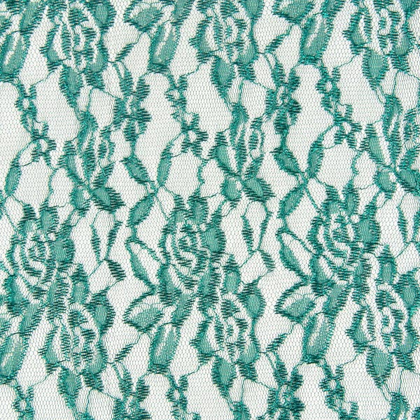 Spitze Leicht - grasgrün - Muster