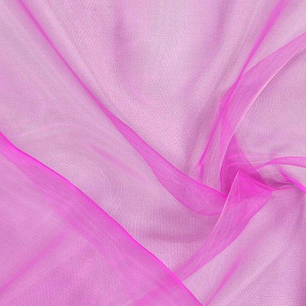 Organza 17 - pink - Muster