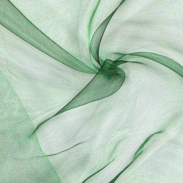 Organza 43 - grün - Muster