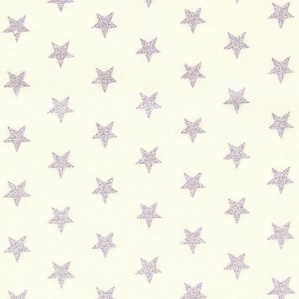Popeline étoile Argentée Médium écru Restes De Tissus Tissusnet
