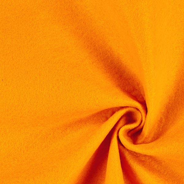Filz 90cm / 1mm stark, 34 - orange