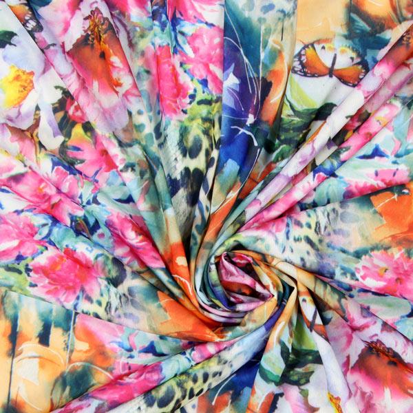 Tessuto per costumi da bagno medusa 18 tessuti per bikini costumi da bagno - Tessuto costumi da bagno ...