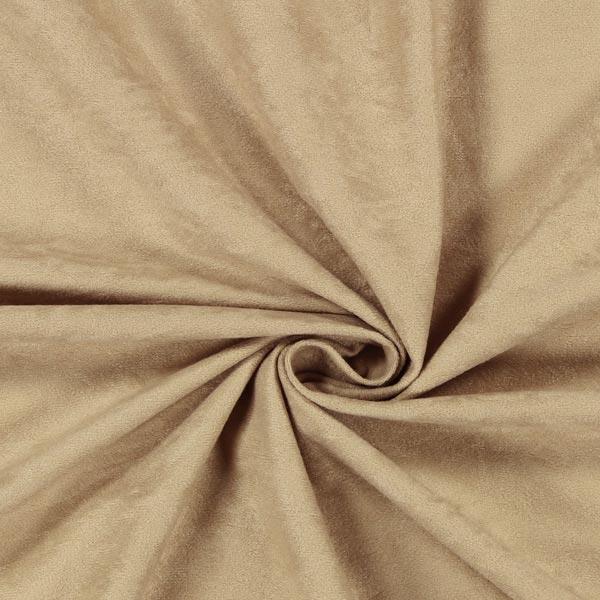 Microvelours Alova 3 – beige – Muster