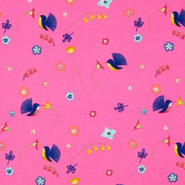 Birds baby corduroy pink children 39 s clothing for Kids corduroy fabric