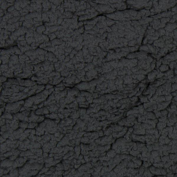 Fellimitat Lamm – schwarz
