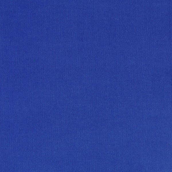 Feincord - königsblau - Muster