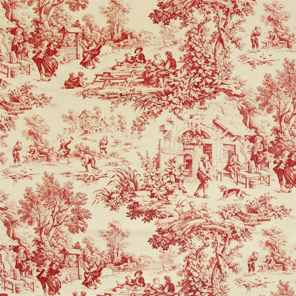 Toile festin 3 toile de jouyfavorable buying at our shop - Papel pintado toile de jouy ...